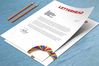 Cheap printing company polokwane signs embroidery and screen letterhead printing reheart Gallery